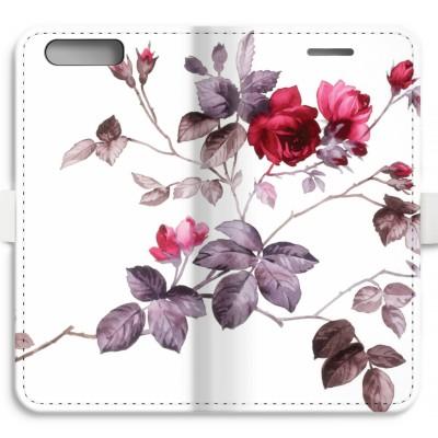 coque-portefeuille-entierement-imprimee-huawei-ascend-p10 - Jolies fleurs