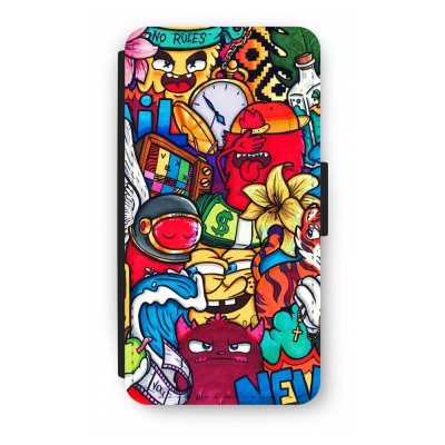 coque-portefeuille-huawei-ascend-p10 - No Rules