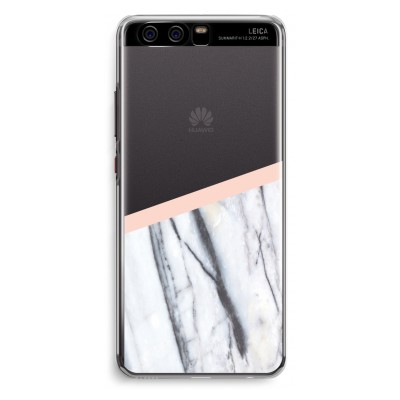 coque-huawei-p10-transparante - A touch of peach