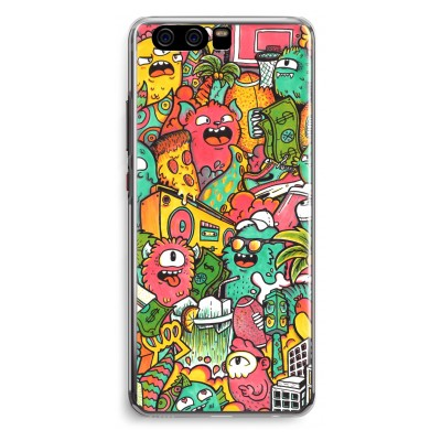 coque-huawei-p10-transparante - Vexx City