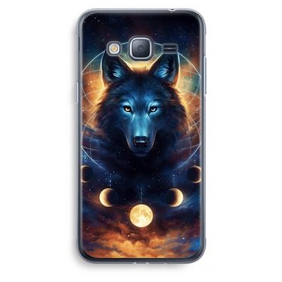 samsung-galaxy-j3-2016-transparent-case - Wolf Dreamcatcher