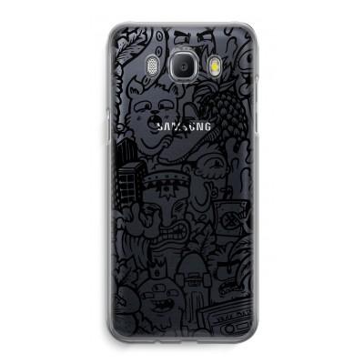 samsung-galaxy-j5-2016-transparent-case - Vexx Black Mixtape