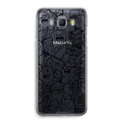 samsung-galaxy-j5-2016-transparent-case - Vexx Black City