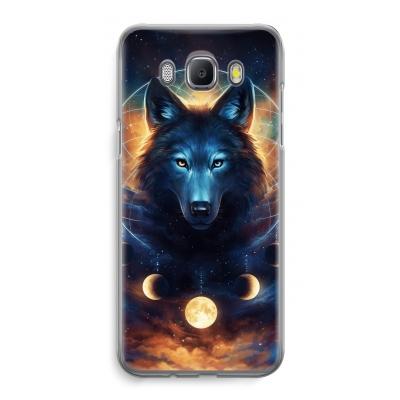 samsung-galaxy-j5-2016-transparent-case - Wolf Dreamcatcher