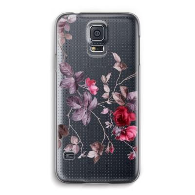 samsung-galaxy-s5-transparante-cover - Mooie bloemen