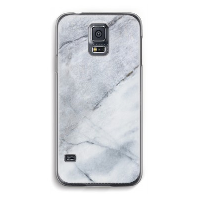 samsung-galaxy-s5-transparante-cover - Witte marmer