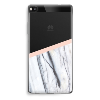 huawei-ascend-p8-transparent-case - A touch of peach