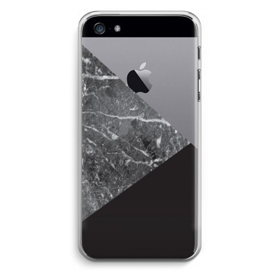 iphone-5-5s-se-transparent-case - Marble combination