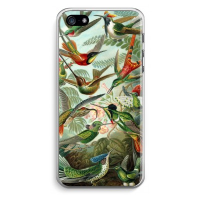 iphone-5-5s-se-transparent-case - Haeckel Trochilidae