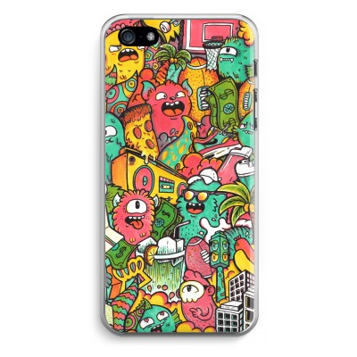 iphone-5-5s-se-transparante-cover - Vexx City