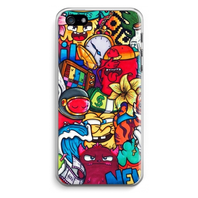 iphone-5-5s-se-cover-trasparente - No Rules