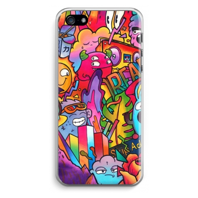 iphone-5-5s-se-transparante-cover - Dreams