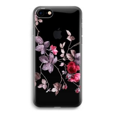 iphone-7-transparante-cover - Mooie bloemen