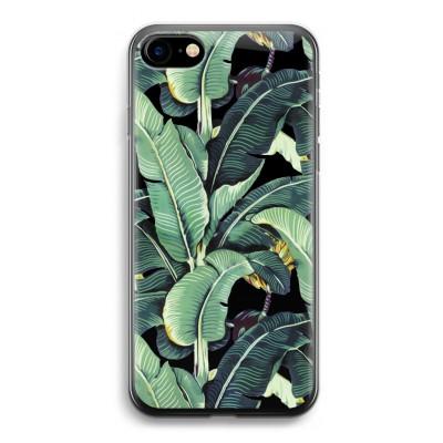 iphone-7-transparent-case - Banana leaves
