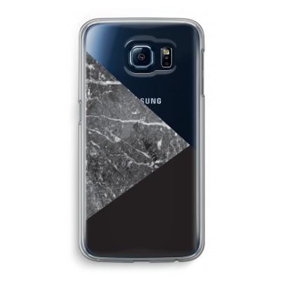 samsung-galaxy-s6-transparante-cover - Combinatie marmer