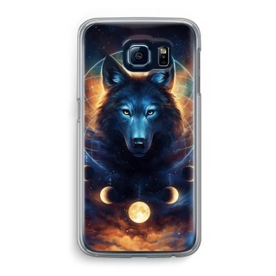samsung-galaxy-s6-transparante-cover - Wolf Dreamcatcher