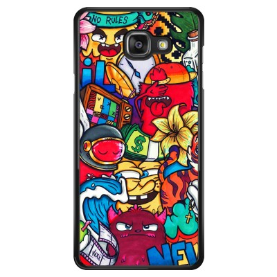 samsung-galaxy-a5-2016-hard-hoesje - No Rules