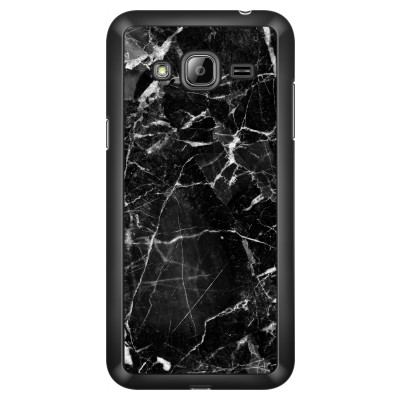 samsung-galaxy-j3-case-2016 - Black Marble 2