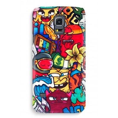 samsung-s5-cover-full-print - No Rules