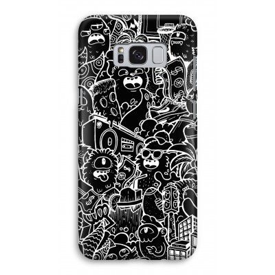 samsung-galaxy-s8-full-print-case - Vexx Black City