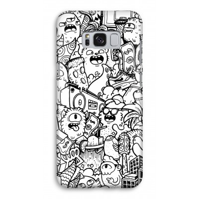 samsung-galaxy-s8-full-print-case - Vexx City #2