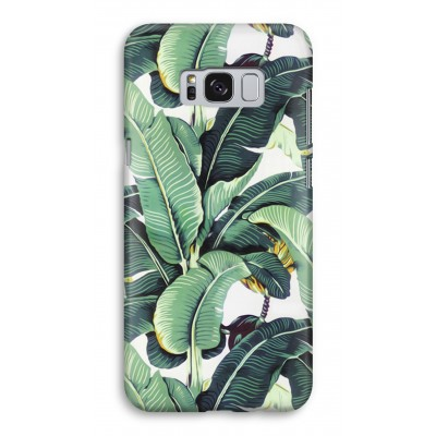 samsung-galaxy-s8-full-print-case - Banana leaves