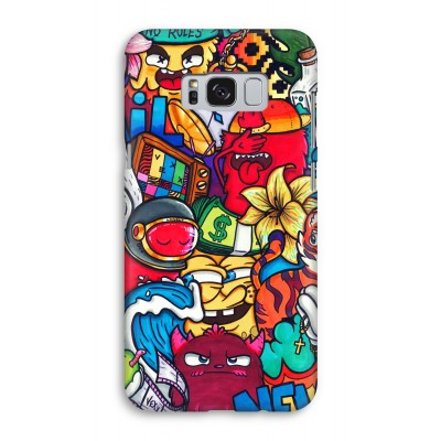 samsung-galaxy-s8-full-print-case - No Rules