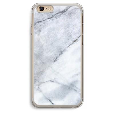 iphone-6-plus-6s-plus-transparent-case - Marble white