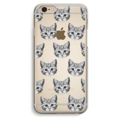 iphone-6-6s-transparent-case - Kitten