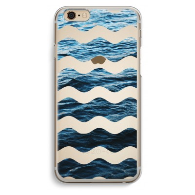 iphone-6-6s-transparante-cover - Oceaan