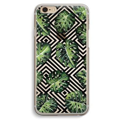 iphone-6-6s-transparent-case - Geometric jungle