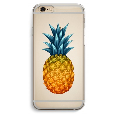 iphone-6-6s-transparante-cover - Grote ananas