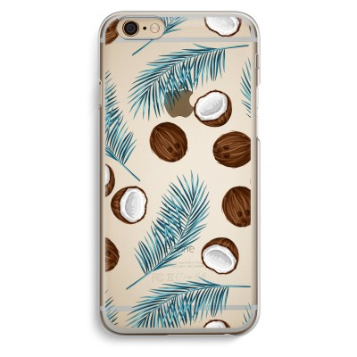 iphone-6-6s-transparent-case - Coconut rose