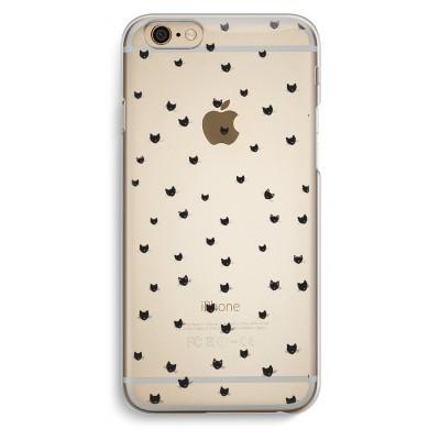 iphone-6-6s-transparent-case - Little cats