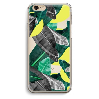 iphone-6-6s-transparante-cover - Fantasie jungle