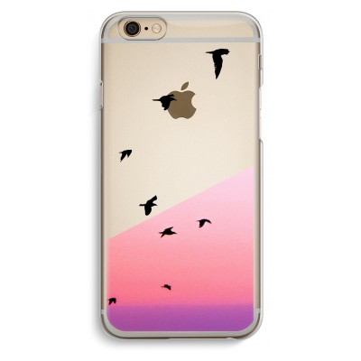 iphone-6-6s-transparante-cover - Fly away