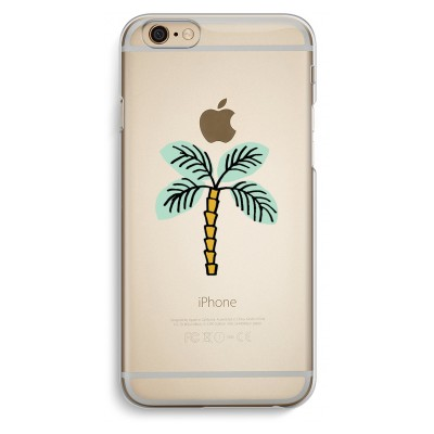 iphone-6-6s-transparante-cover - Palmboom