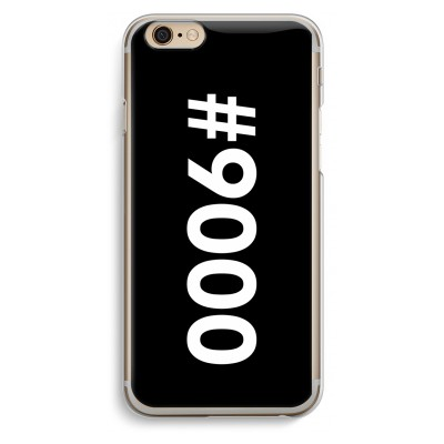 iphone-6-6s-transparante-cover - #9000