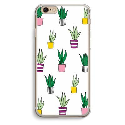 iphone-6-6s-transparent-case - Sanseveria