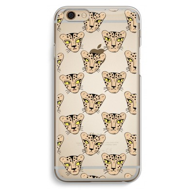iphone-6-6s-transparante-cover - Tijger