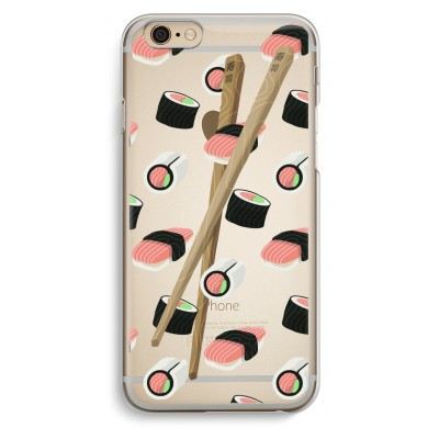 iphone-6-6s-transparante-cover - Sushi