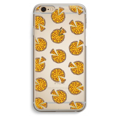 iphone-6-6s-transparent-case - You Had Me At Pizza