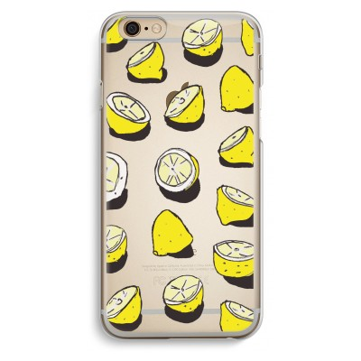 iphone-6-6s-transparante-cover - When Life Gives You Lemons...