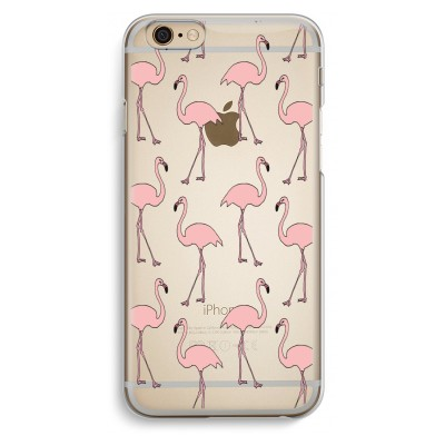 iphone-6-6s-transparante-cover - Anything Flamingoes
