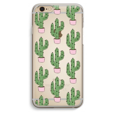 iphone-6-6s-transparent-case - Cactus Lover