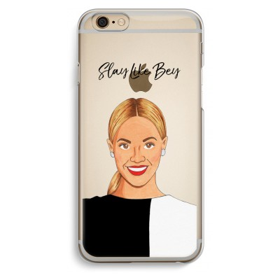 iphone-6-6s-transparent-case - Slay Like Bey
