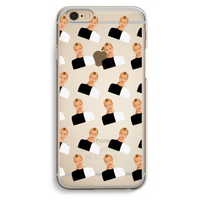 iphone-6-6s-transparent-case - Slay Like Bey Pattern