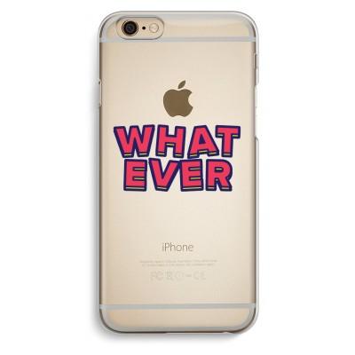 iphone-6-6s-transparent-case - Whatever