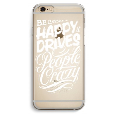 iphone-6-6s-transparent-case - Make people crazy