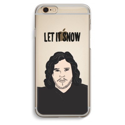 iphone-6-6s-transparante-cover - Let It Snow
